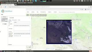 GeoMixer. Создание проекта и добавление слоев на карту