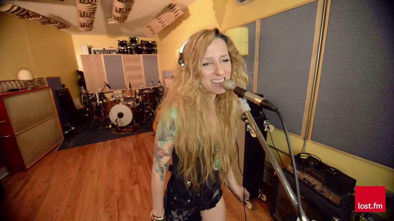 Kendra Morris Hurts So Good Last Fm Sessions Youtube