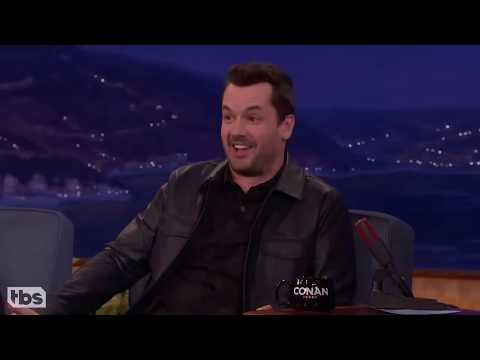 Jim Jefferies - Best Moments In Conan.