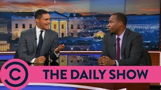 The Daily Show with Trevor Noah | Why Are People Still Listening To Trump's Words?
