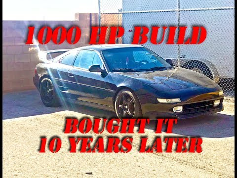 BUILDING 1000HP CAR FOR FRIEND WHO PASSED AWAY