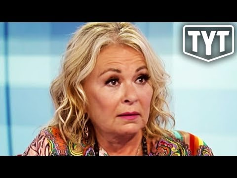 Roseanne Barr Takes Her