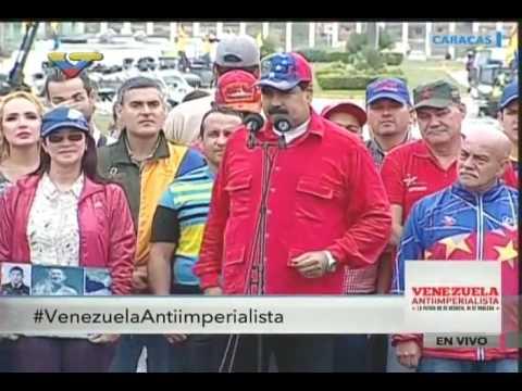 Maduro: La CIA utiliza nuestros iPads y celulares para espiar al mundo entero