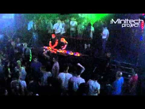 Minitech Project (Complete Set) Live @ Excess, Sugarfactory Amsterdam October 2015