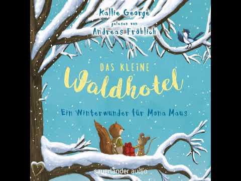 Ein Winterwunder für Mona Maus YouTube Hörbuch Trailer auf Deutsch