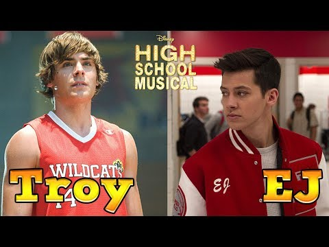 High School Musical Cast 2005-2008 Vs The Musical - The Series 2019