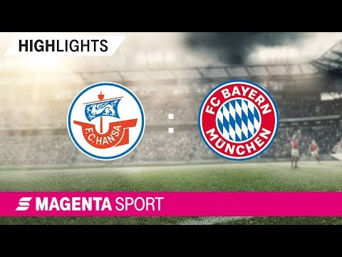 Hansa Rostock - FC Bayern München II | Spieltag 3, 19/20 | MAGENTA SPORT