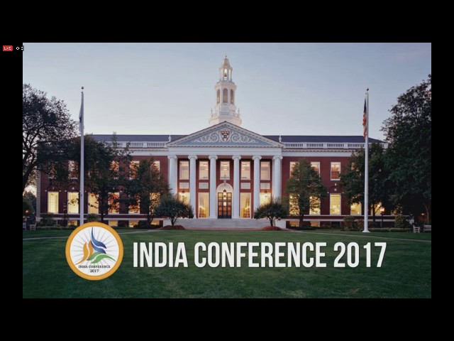 LIVE Event || Live from Indian Conference 2017 || Harvard University || USA || #PSPK