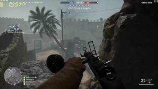 Battlefield 1 Open Beta na GTX 1080 Ultra Setting 1080p - Conquest