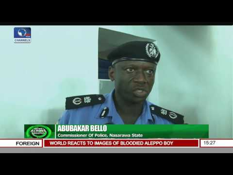 Police Command Inaugurates Eminent Persons Forum In Nasarawa