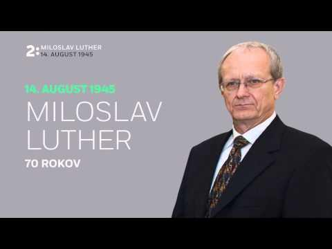 Pripomeňte si 70. narodeniny režiséra Miloslava Luthera