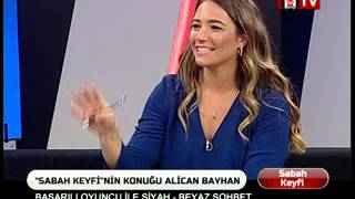 SABAH KEYFİ HAZAL KALKAVAN'IN KONUĞU ALİCAN BAYHAN PART 3