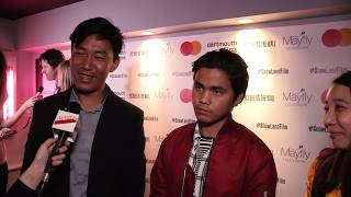 Children Of The Snow Land Nima Gurung Jeewan Mahatara Tsering Deki Lama UK Premiere