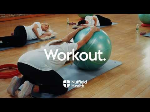 Prenatal Mobility Workout | Nuffield Health