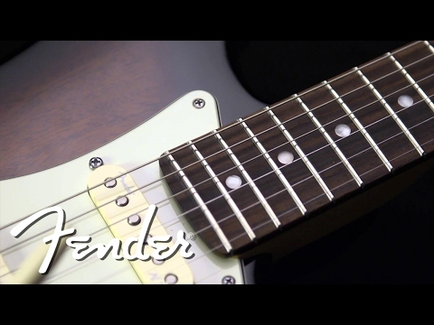 10 for 15 | American Deluxe Mahogany Strat HSS Demo | Fender