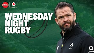 REACTION | Andy Farrell announces Ireland squad | Zebo returns | Who missed out? screenshot 4