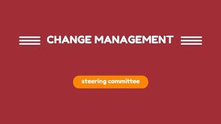 video #10 - STEERING COMMITTEE