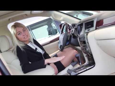 видео: Обзор автомобиля lexus lx 570