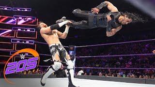 Mustafa Ali vs. Buddy Murphy: WWE 205 Live, June 5, 2018