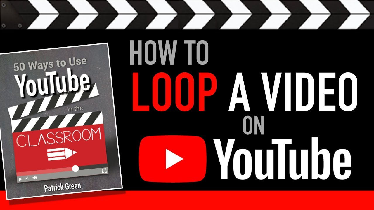 How To Loop A Video On Youtube And In Google Slides Presentations Youtube