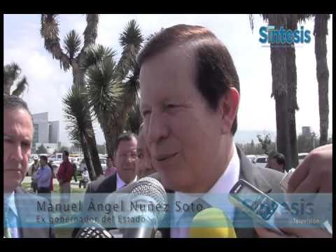 Manuel Ángel Nuñez Soto 3er Infome De JFOR
