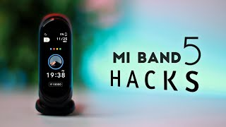 Mi Band 5 Hidden Features + ULTIMATE HACKS | Maps, Camera and more ! screenshot 4
