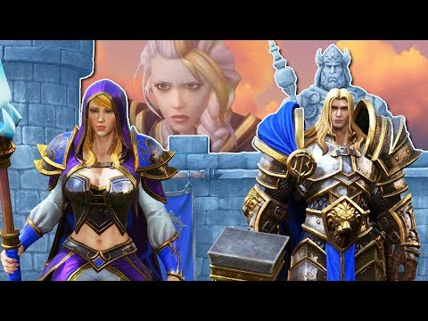 Warcraft 3 Reforged And Why It's Great News For Modern WoW AND BfA!