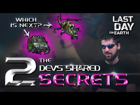 The Last Day on Earth Devs said I can share! LDoE ATV