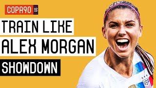 How To Train Like USWNT Star Alex Morgan - The Showdown | Ep. 8