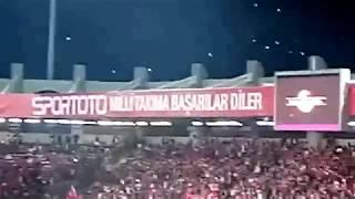 11 EKİM 2018 TÜRKİYE - BOSNA HERSEK ÖZEL MAÇ