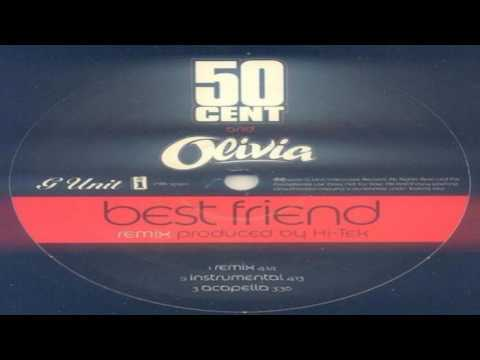50 Cent ft Olivia  Best Friend Slowed