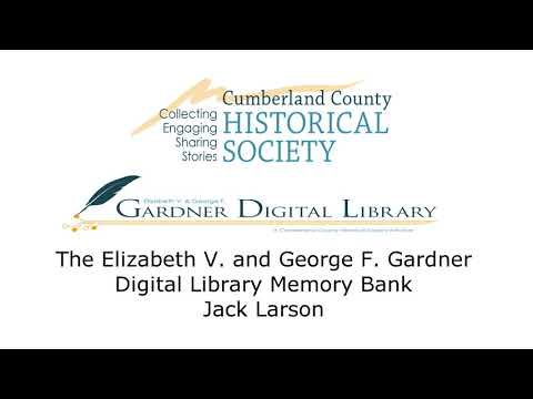 Jack Larson Memory Bank Interview