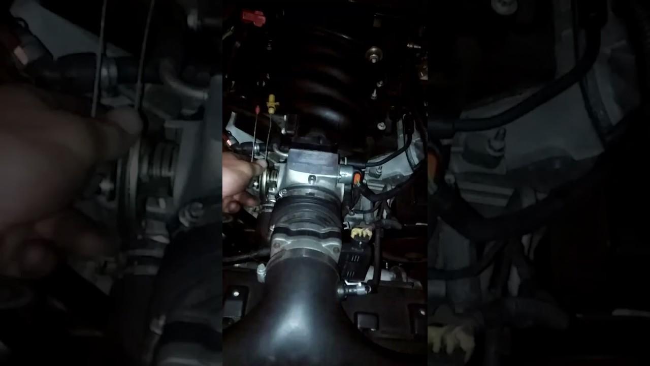 BBK 80mm ls1 throttle body - YouTube