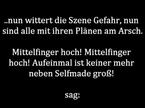 Casper ft Kollegah & Favorite - Mittelfinger hoch . lyrics