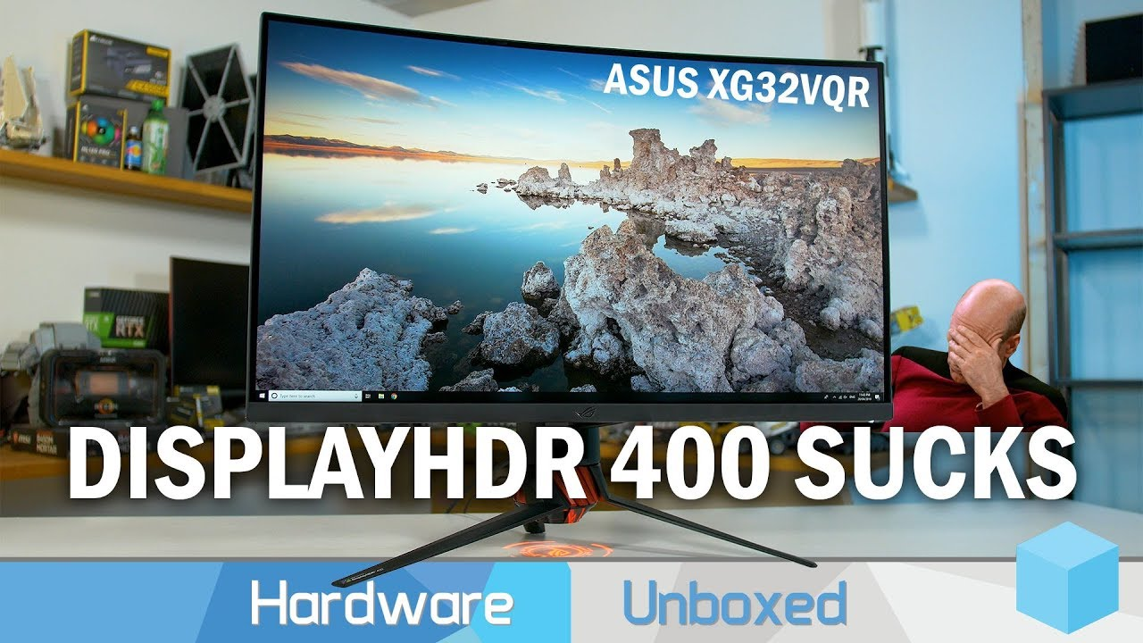 Asus XG32VQR Review, 1440p 144Hz But Watch Before You Buy!