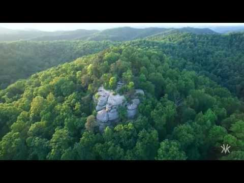 Lockegee Rock - Daniel Boone National Forest, Morehead, KY