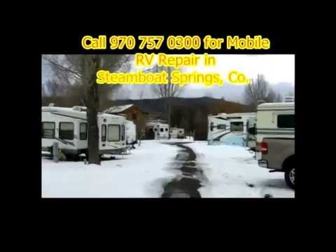 Steamboat Springs, CO RV Mechanic: Motorhome & Camper Repair