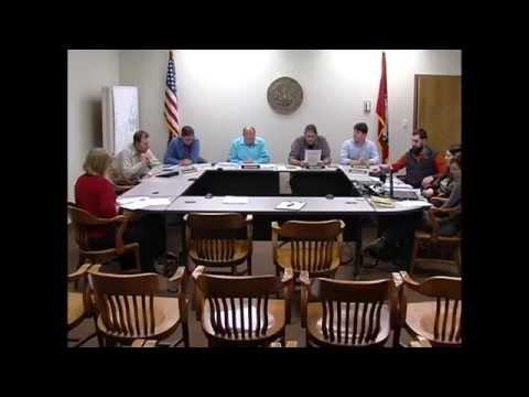 April 7, 2014, Park Board: Marinoni land, trail and reg park plan