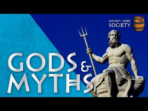 Gods & Myths - Ancient Greek Society 03