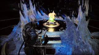 God of War 4  PS4  Mimir Call kratos Ghost of Sparta