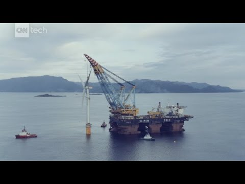 $274M wind farm floating off Scotland