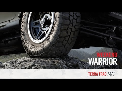 Hercules Terra Trac M/T - Premium Mud Terrain