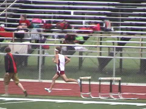 1600 Meter Newton Relays 2010 - Jake Potter