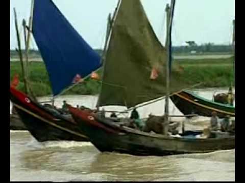 Nghệ An 24h - Nghe nhạc - Nhạc xứ Nghệ - Chèo thuyền trên sông Bùng (video).wmv