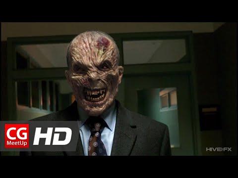 "CGI VFX Breakdown HD ""Grimm "" by Esli Becerra | HiveFX | CGMeetup"