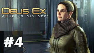 Deus Ex Mankind Divided The Rucker Extraction Missions  The Rucker Extraction 1 Go To Sokols Apartment 2 Find Tibor in The Narrows 3 Talk To Louis