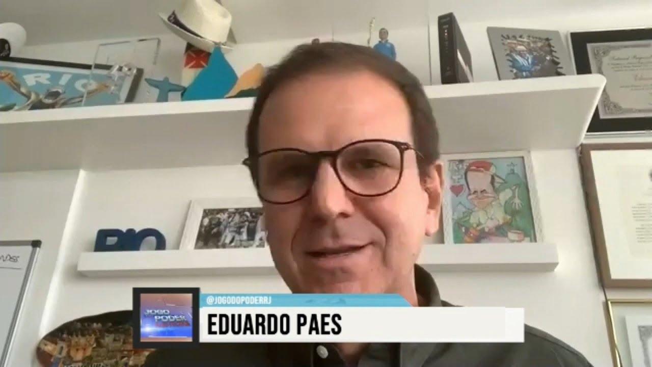 Jogo do Poder RJ: Eduardo Paes (07/06/2020)
