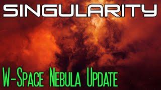 EVE Online: W-Space Nebula Update (Singularity)