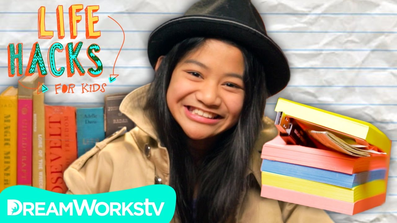 Life Hacks For Kids S2 O E9