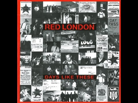 Red London - Days Like These (Knockout Records) [Full Album]